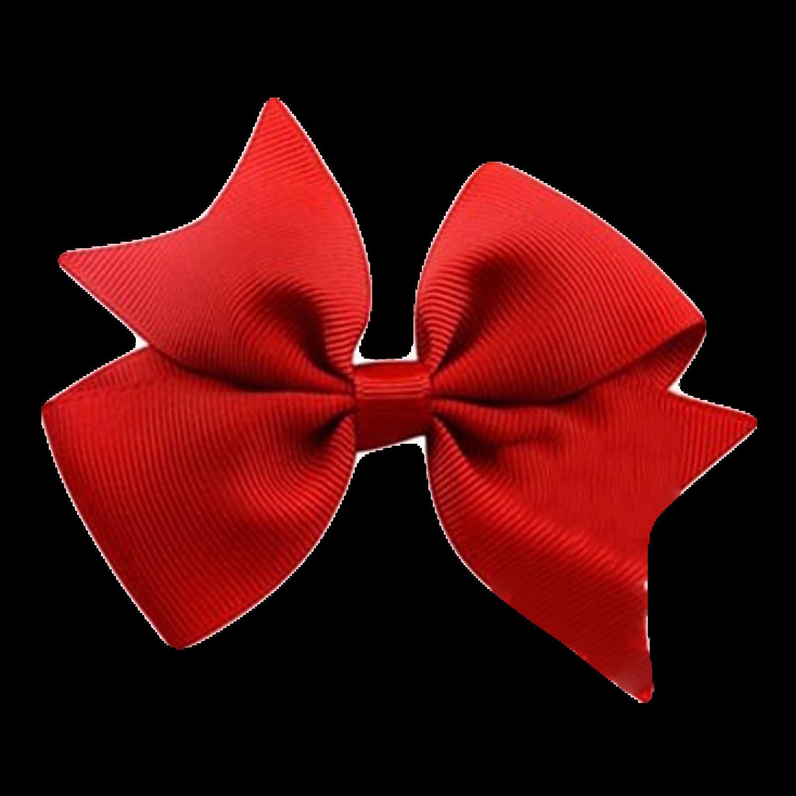 Virkotiecherry Hair Bow Virkotie Www Virkotie Com Hair Bows Bows Red