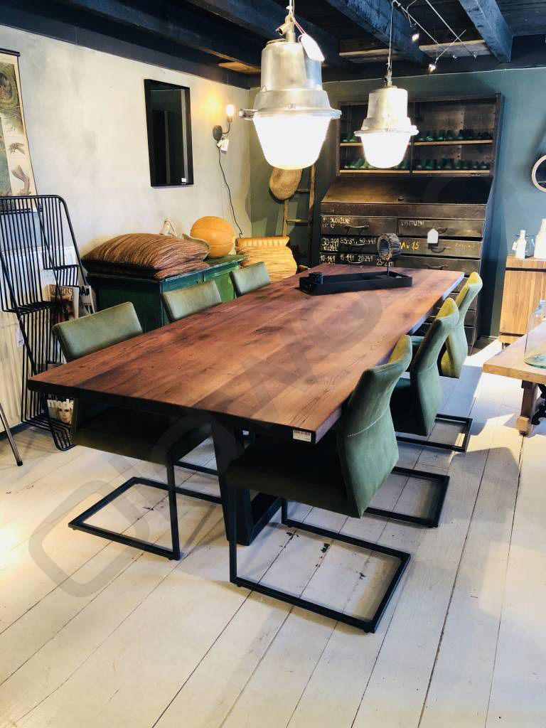 4 Seater Wooden Dining Table