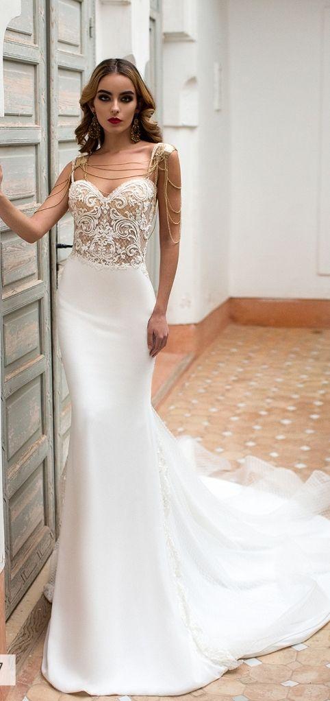 Dazzling Lorenzo Rossi Bridal 2017 Collection   Wedding dress ...