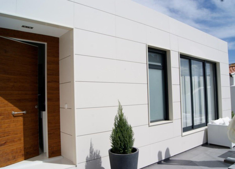 Fachadas ventiladas para casas buscar con google - Precio fachada ventilada ...