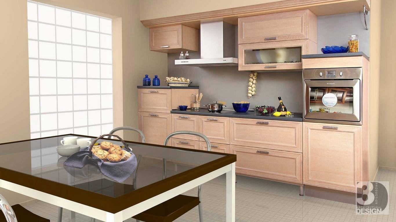 Peach color | Interior(kitchen) | Pinterest