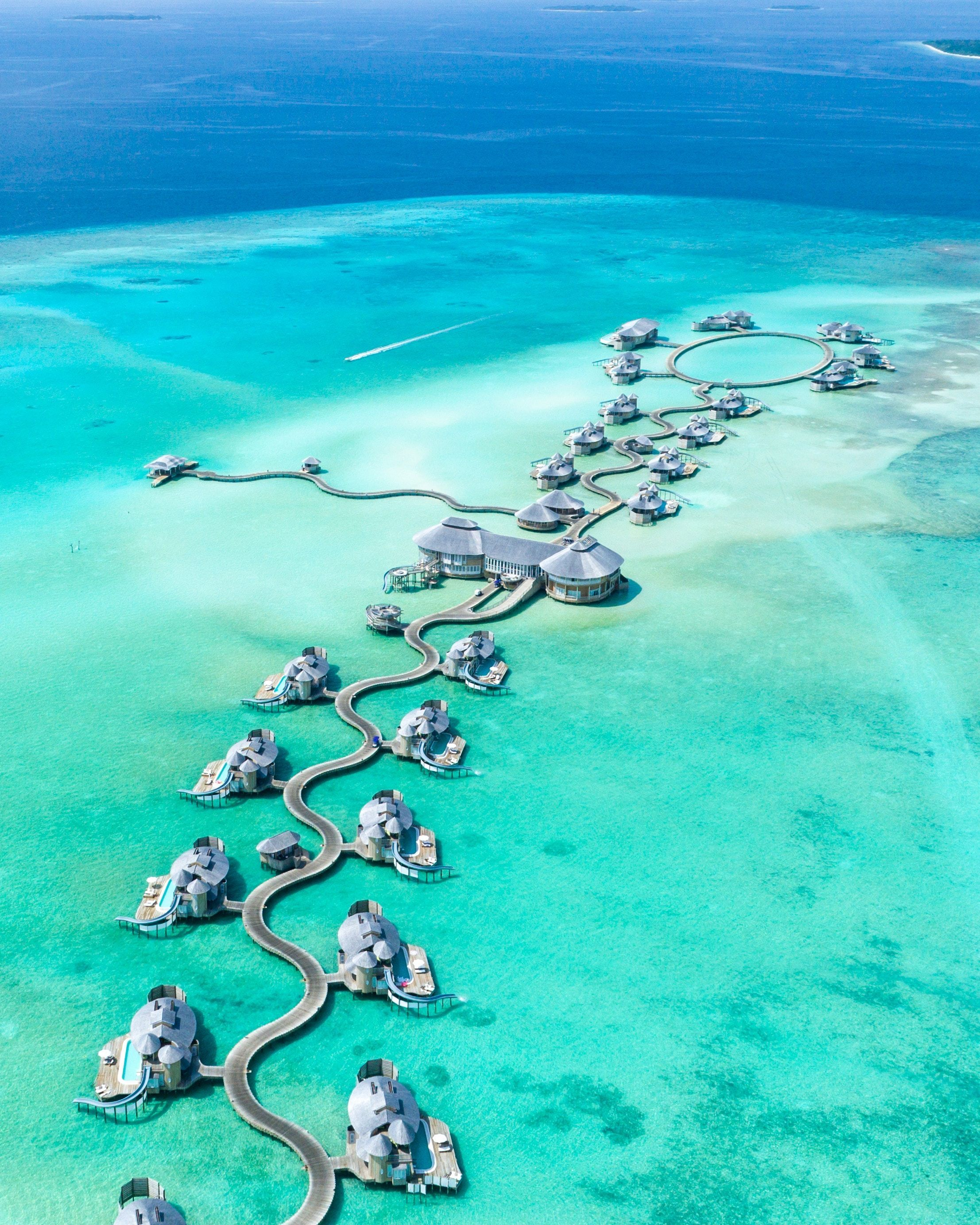 Soneva Jani, Noonu Atoll, Maldives. #VisitMaldives