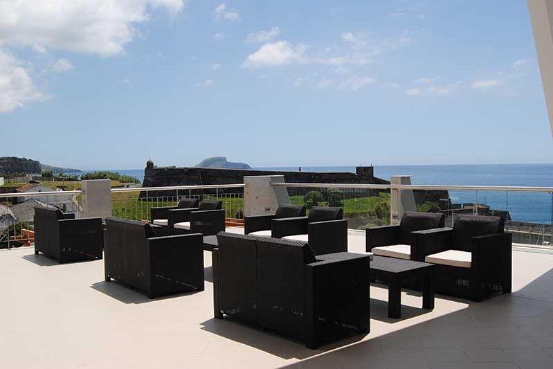 Azores Hotel Angra Marina 5 Estrelas At Terceira