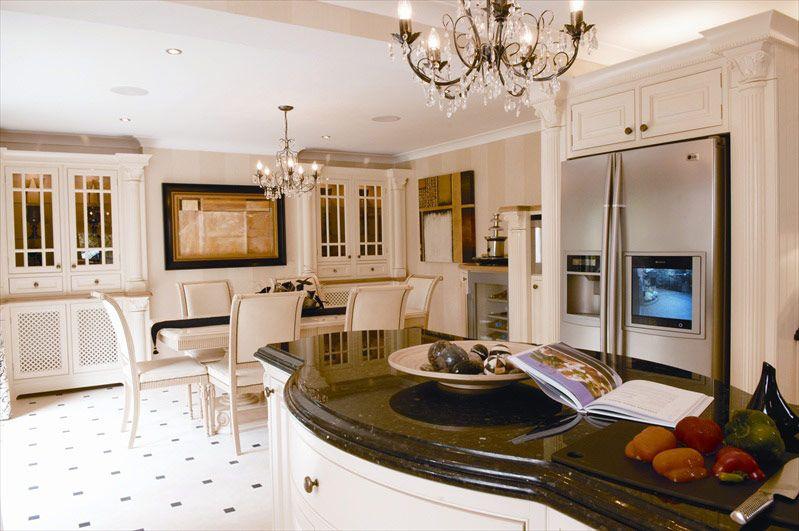 Traditional bespoke Victorian and Edwardian kitchens | Handmade ...