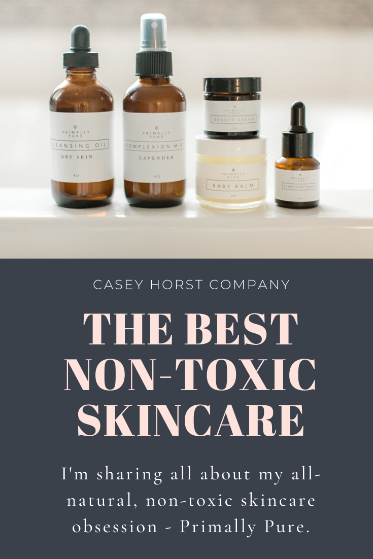 The Best Non Toxic Skincare Primally Pure In 2020 Toxic Skincare Natural Skin Care Skin Care