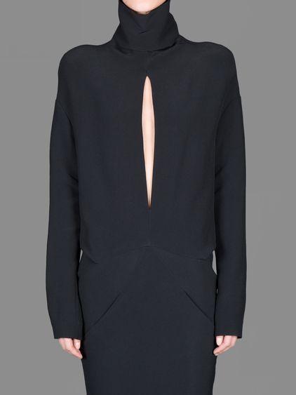 HAIDER ACKERMANN dress (detail)