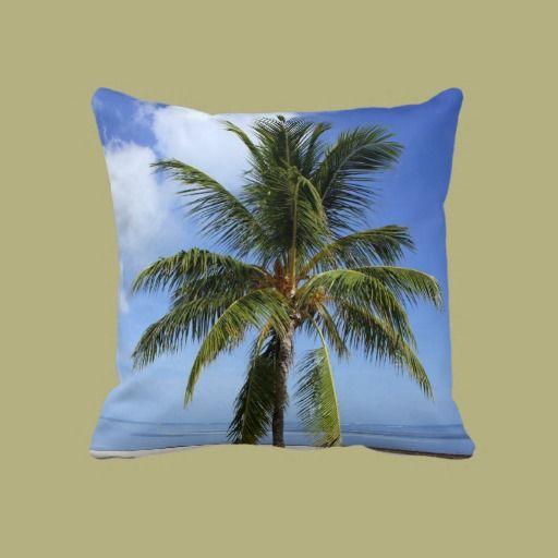 Lone Palm Pillows