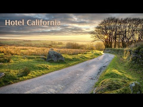 Hotel California Eagles Spanish Guitar Instrumental Cover
