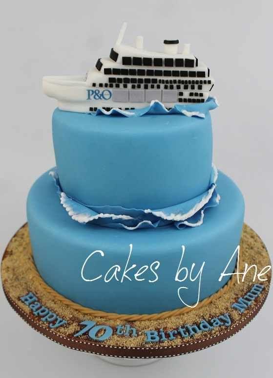 Cruise Ship Cake Cakes Pinterest Cruise Ships Cake And Th - Cruise ship cake