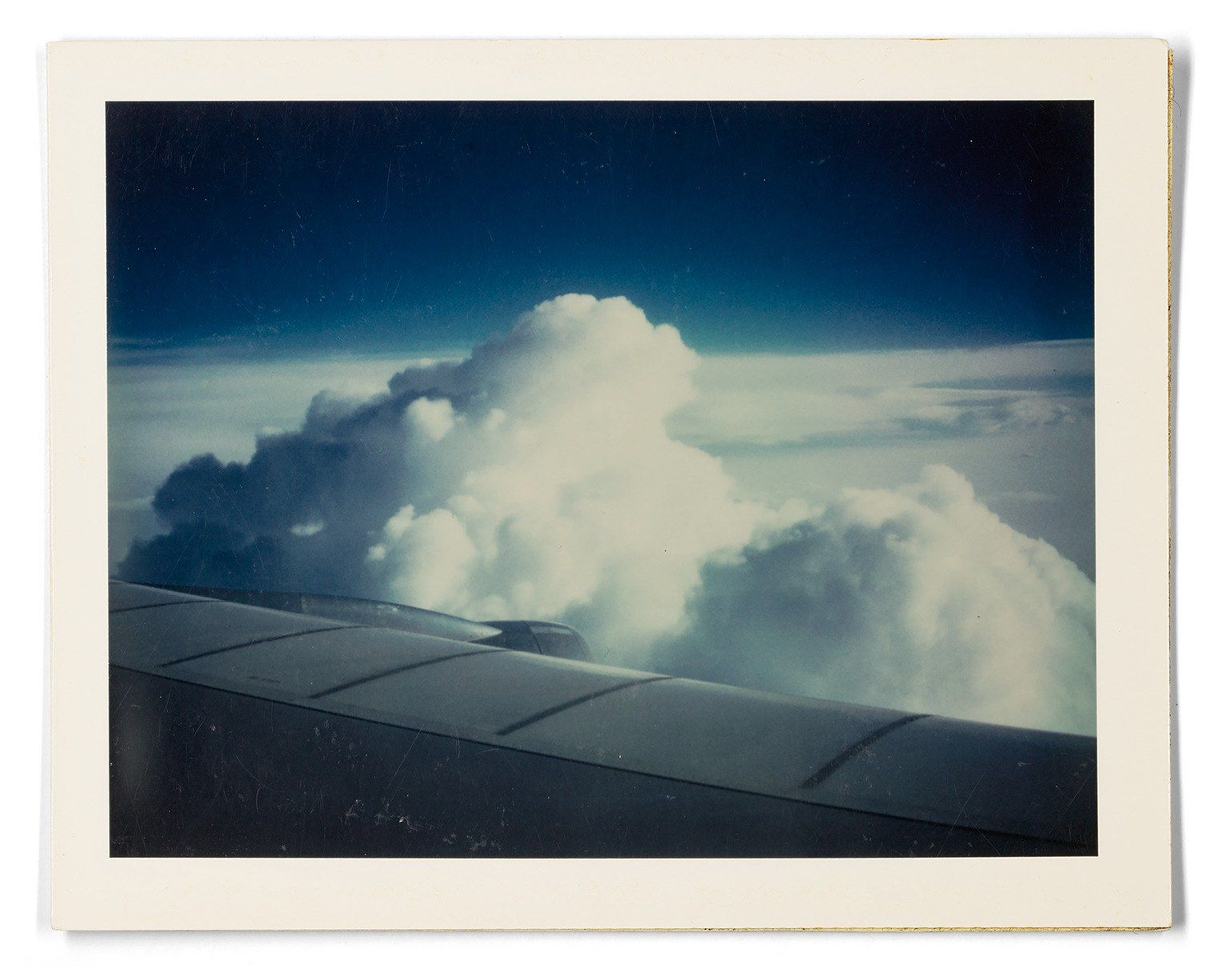 At the auction in London, the unique polaroids of Andrei Tarkovsky were sold