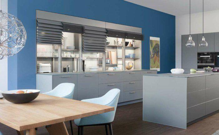 küchenlampen hängelampe esstisch küchenideen Küche Möbel - kche mit esstisch