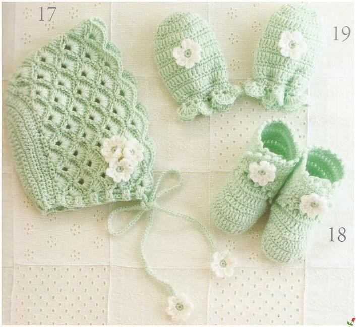 Muñequitos A Crochet | Baby Jacket & Cardigan Knitting Patterns ...