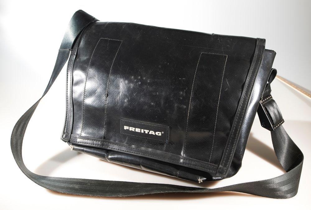 Freitag Dexter Schwarz !!!! | Herren taschen, Taschen und