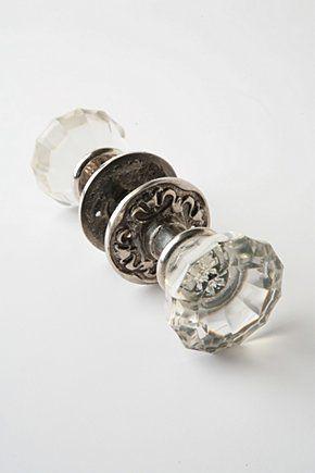 Tea House Doorknob | Anthropologie.eu · Crystal Door KnobsGlass ...
