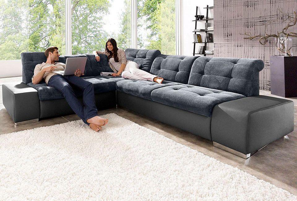 Quelle Sofa sit more polsterecke auch mit bettfunktion jetzt bestellen unter