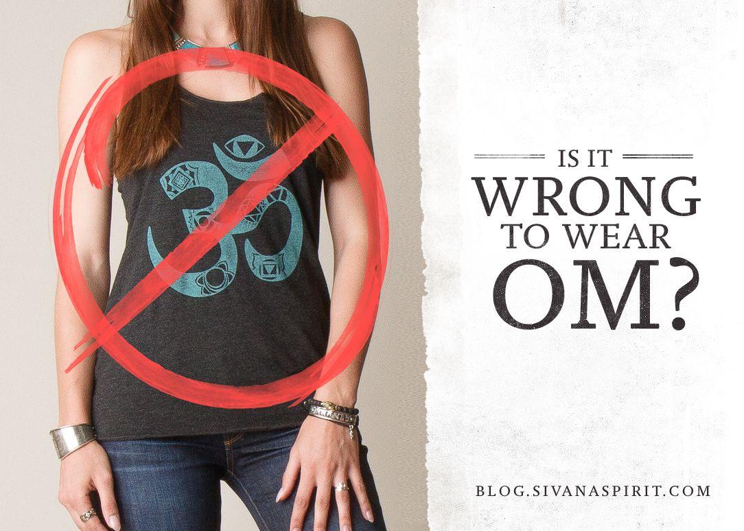 Is it wrong to wear om om symbol om and yoga is it wrong to wear om buycottarizona