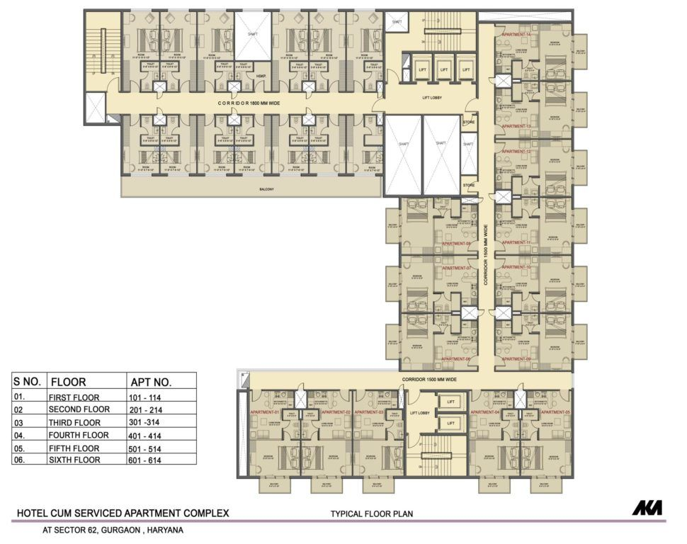 Apartment Building Design Plans 8 Unit Apartment Building | Studio ...
