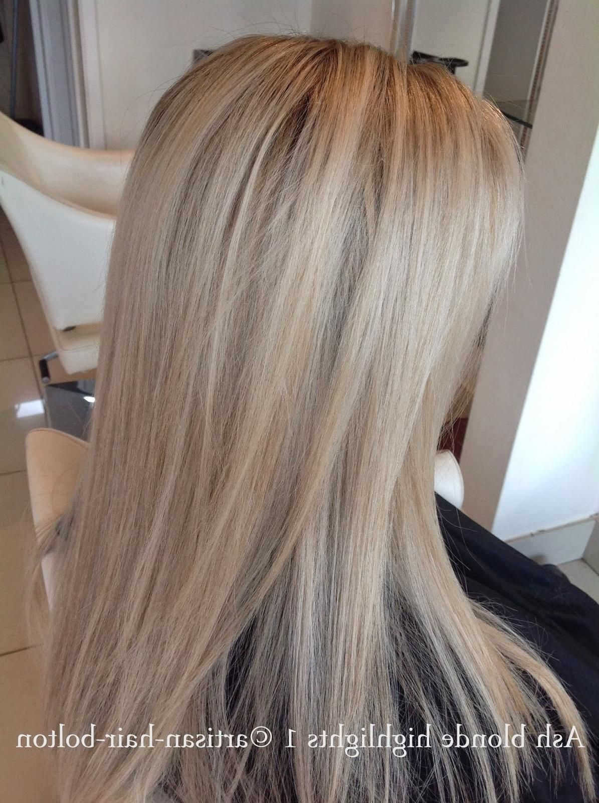 30 Gorgeous Ash Blonde Highlights And Lowlights Hairstylest