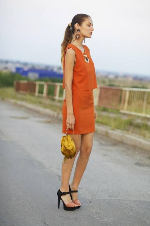 Orange Brick  by From Brussels With Love