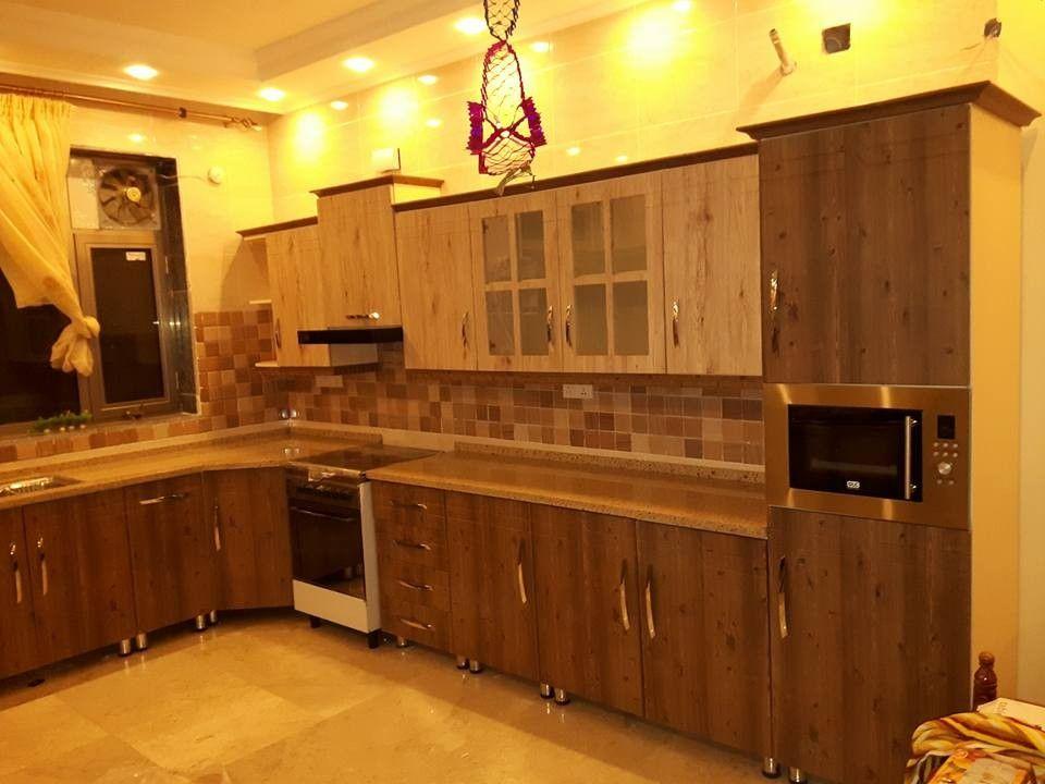 مطابخ حديثة خشب In 2020 Kitchen Kitchen Cabinets Decor