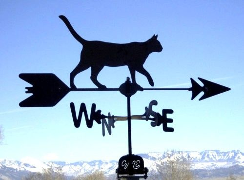 Weathervanes of Maine - I would like to have this one!
