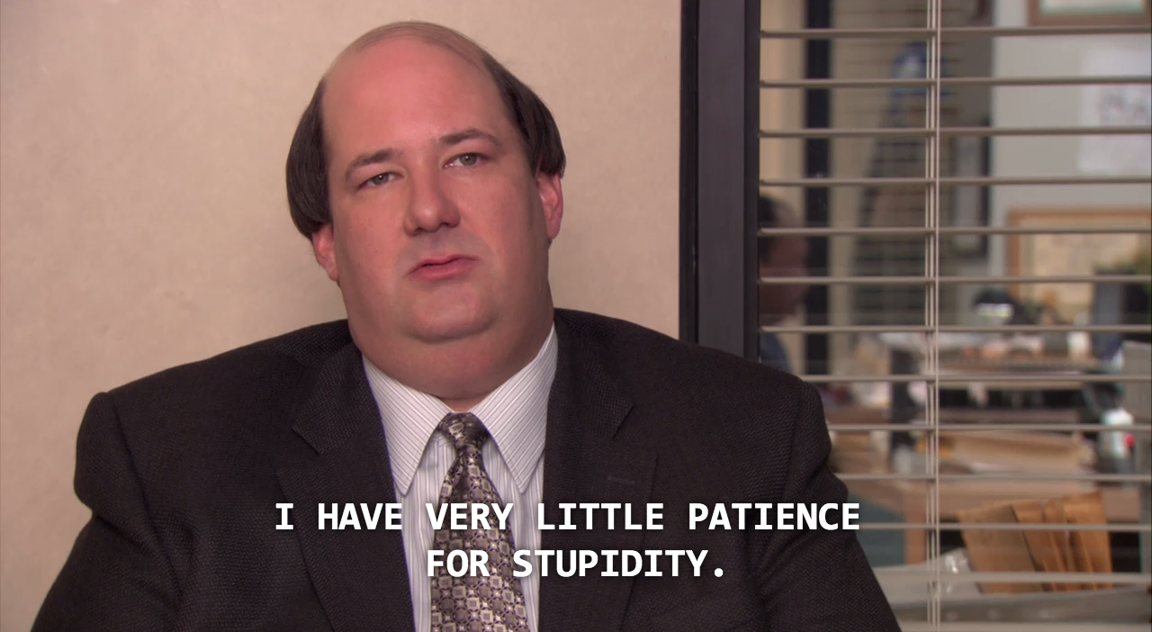 Mr Kevin Malone Kevin The Office Office Quotes Funny Office Quotes