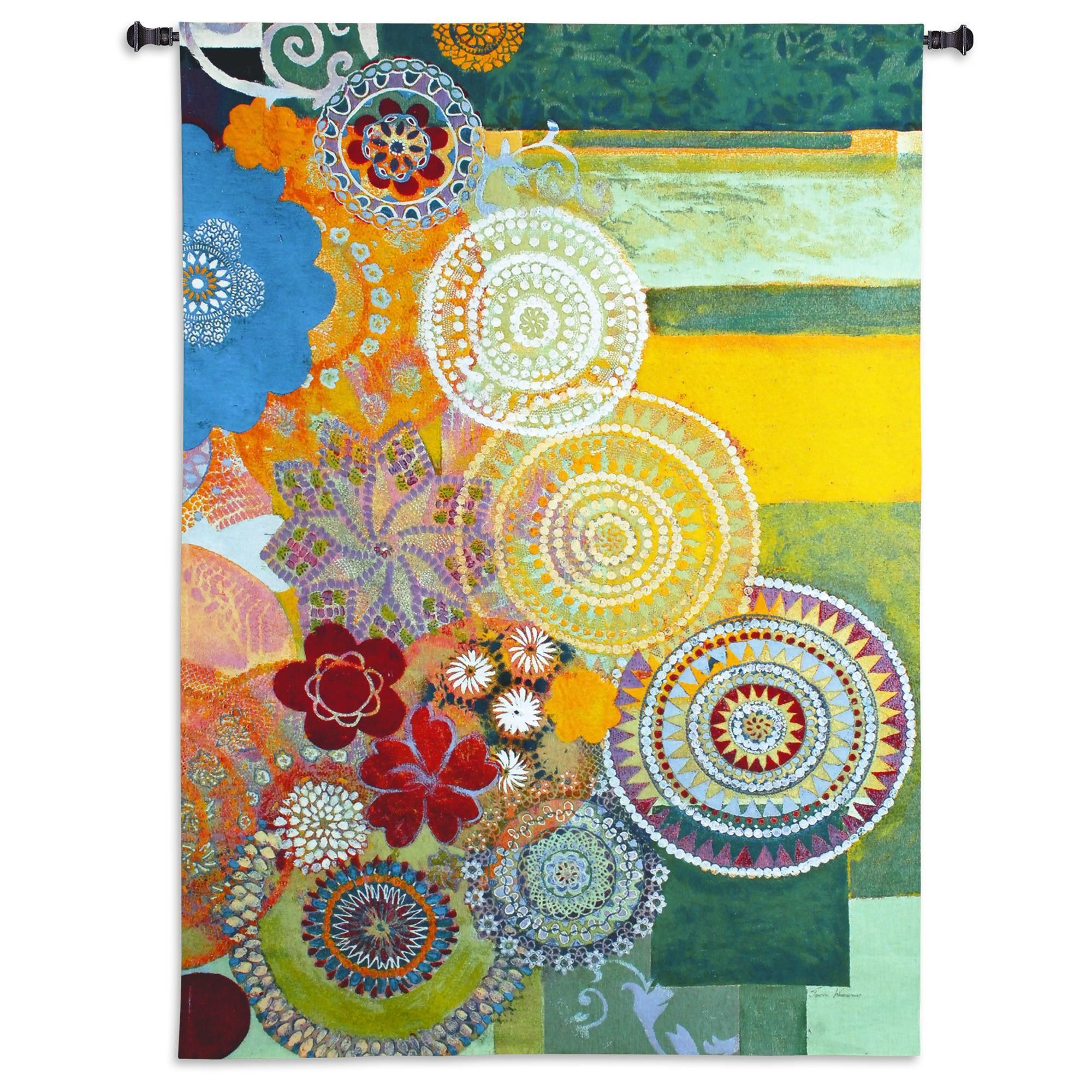 Lace Curve Wall Tapestry | Curved walls, Wall tapestries and Tapestry