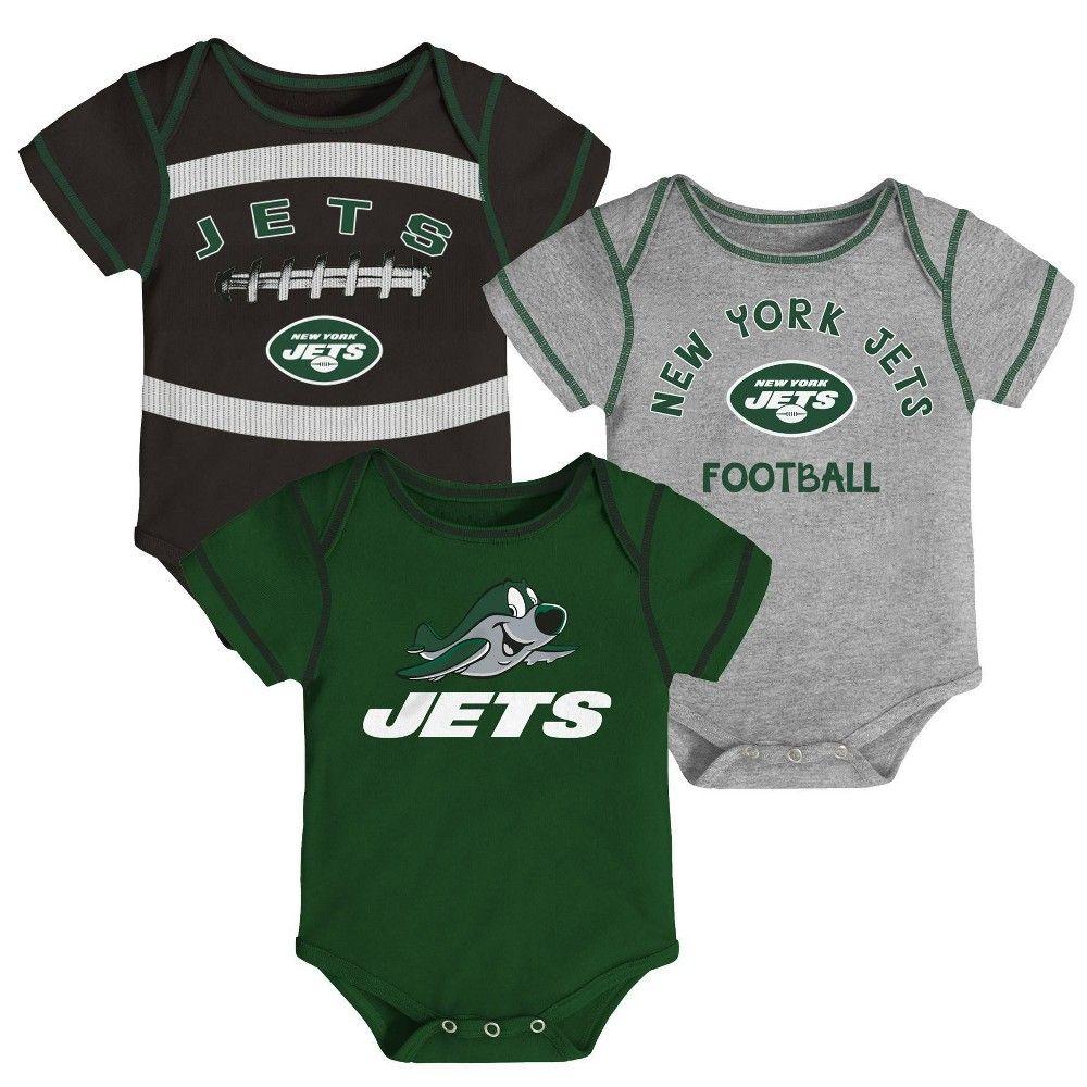 New York Jets Baby Gift Set