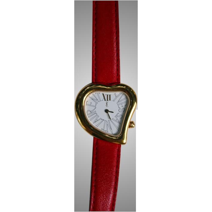 426811bcc71 Beautiful Yves Saint Laurent YSL Ladies Heart Watch | Vintage ...