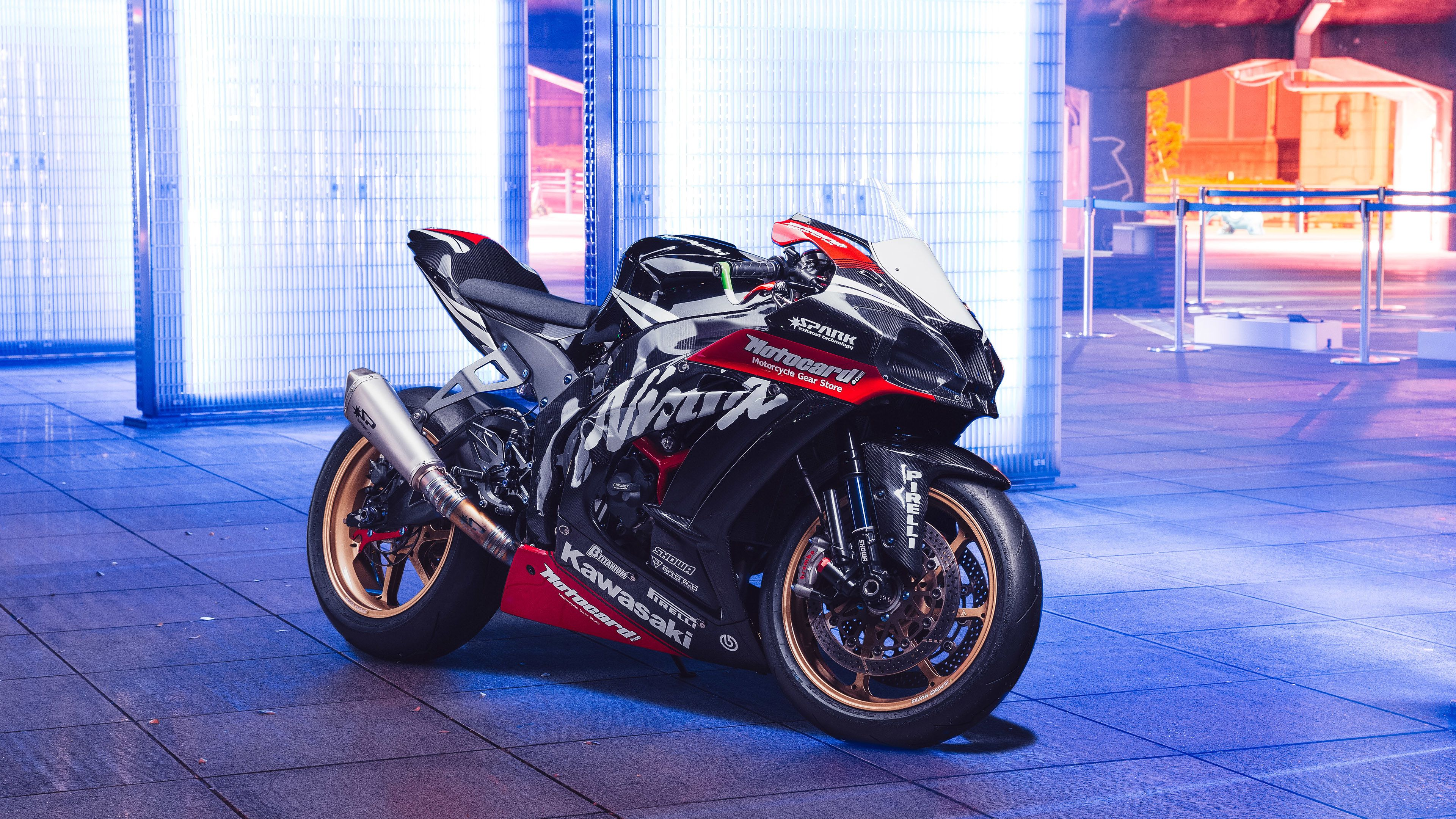 Wallpaper 4k Kawasaki Zx10r 4k 4k Wallpapers Behance Wallpapers