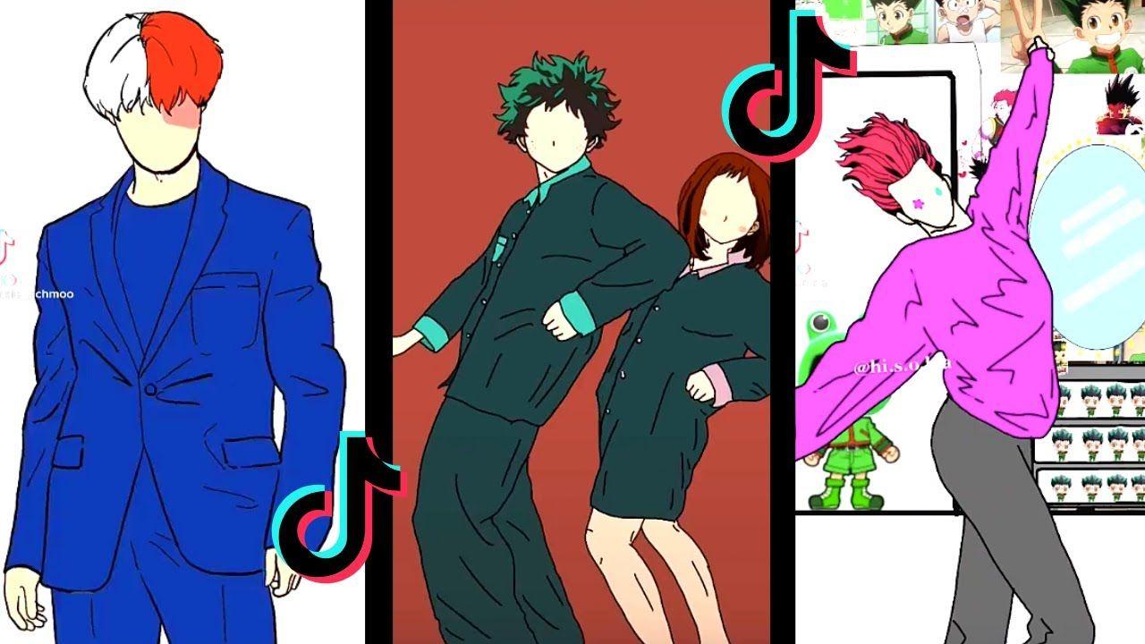 Anime Tiktok Dance Animation Compilation In 2021 Anime Animation Dance
