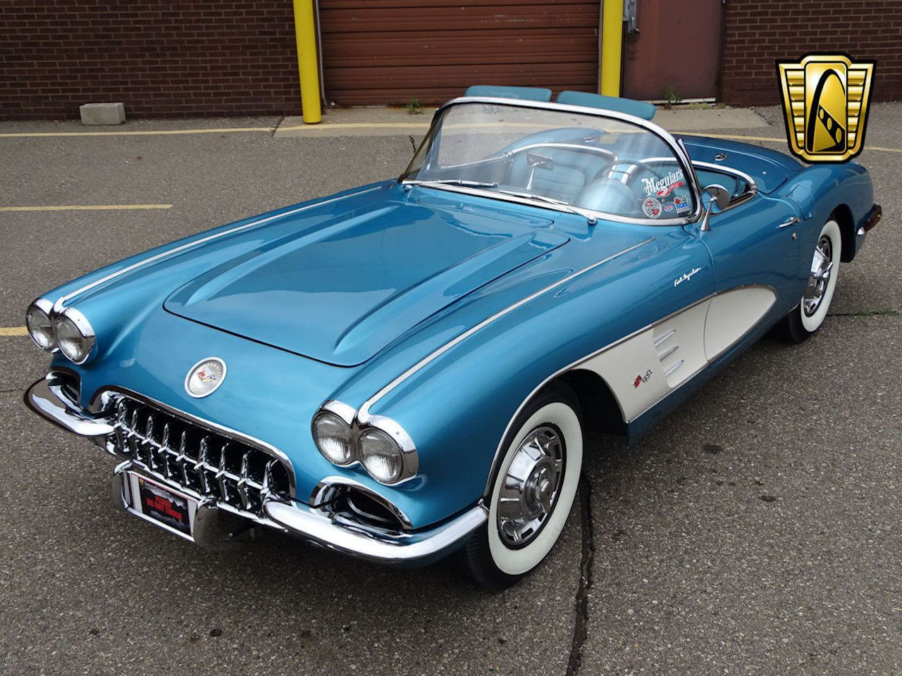 1959 Chevrolet Corvette offered for sale by Gateway Classic