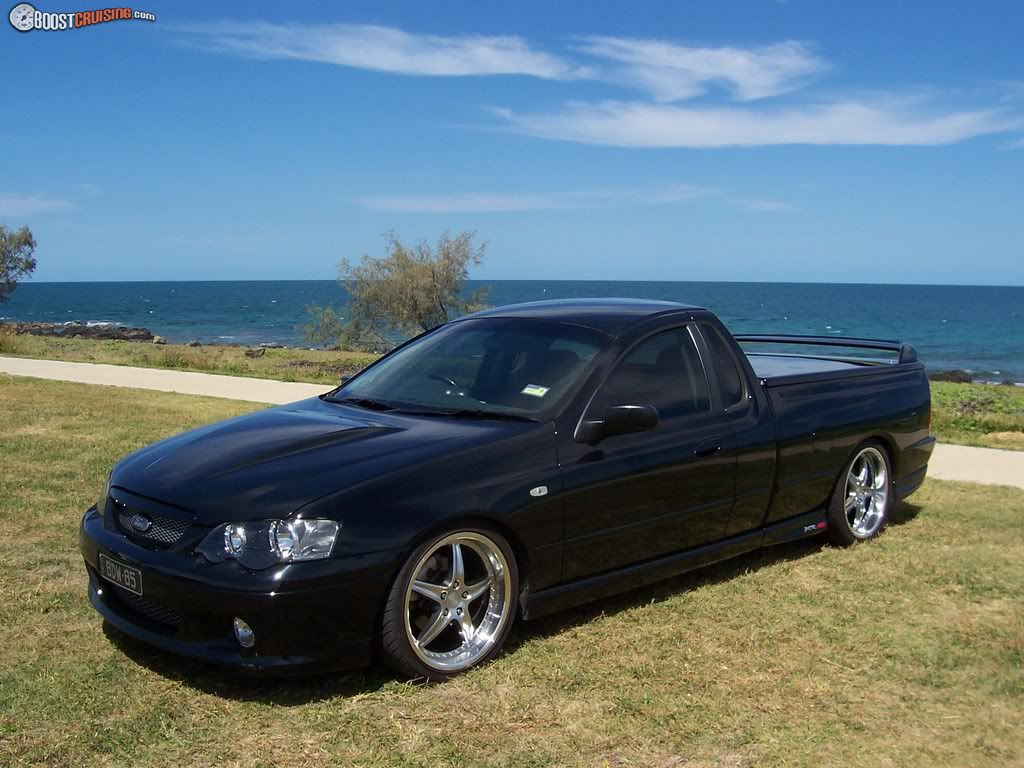 2004 Ford Falcon Ute Ba Mkii Xr8 Ford Falcon Hot Rods Cars