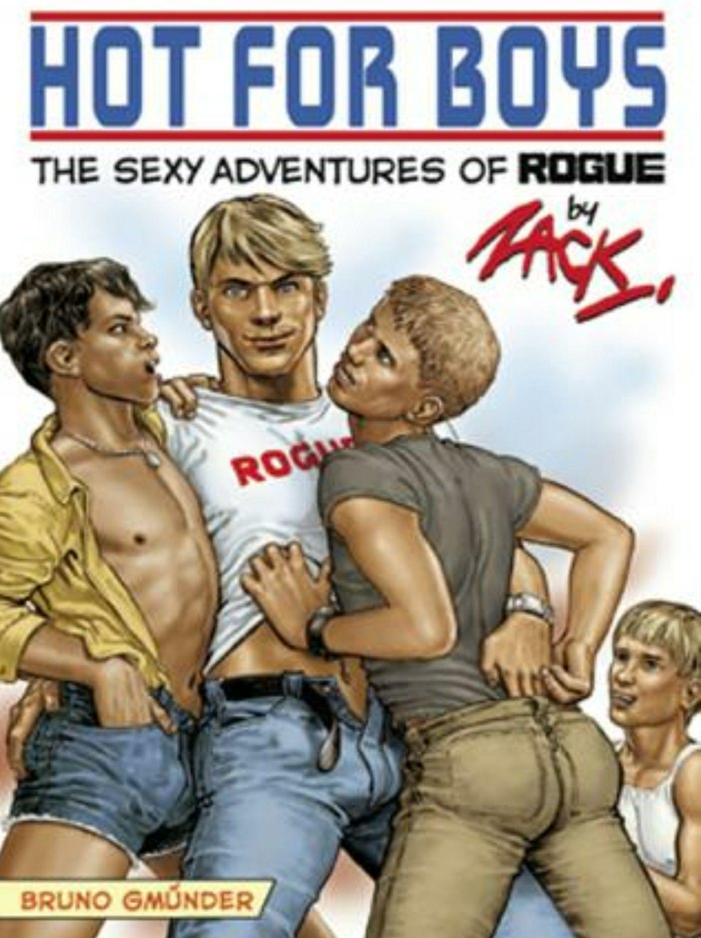 3D Gay Comic Porn biker gay comics boys 2 | gay fetish xxx