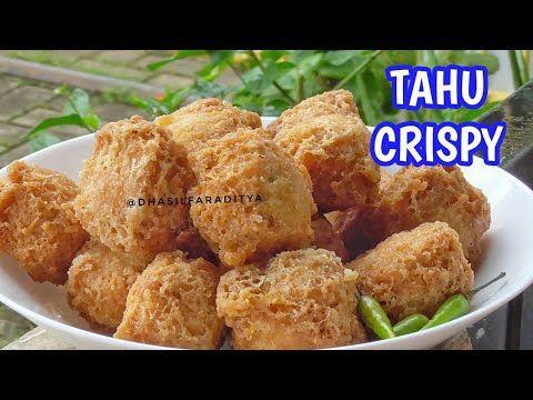 Resep Tahu Crispy Mudah Dan Nagih Youtube Resep Tahu Makanan Dan Minuman Resep