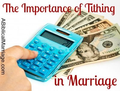 importance of finance in marriage