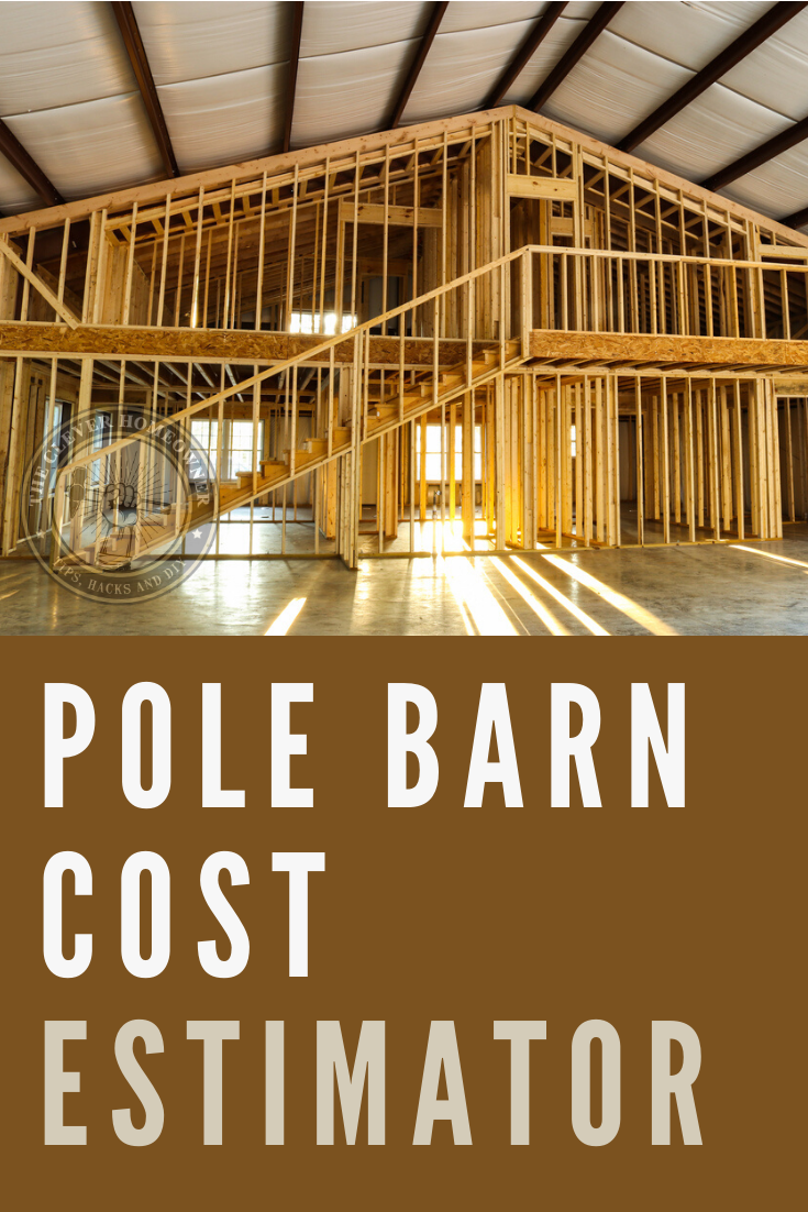 (Free) Pole Barn Cost Estimator How Much Does It Cost To