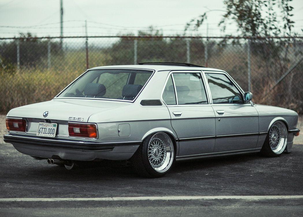 BMW 535i e12