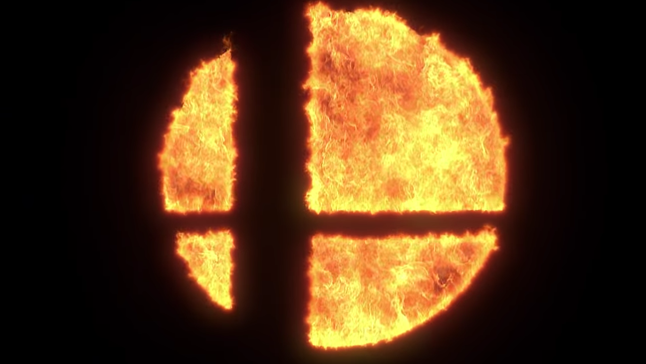 Super Smash Bros For Nintendo Switch Finally Confirmed Ign News As Many Fans Have Been Wait Super Smash Bros Logo Super Smash Bros Nintendo Super Smash Bros