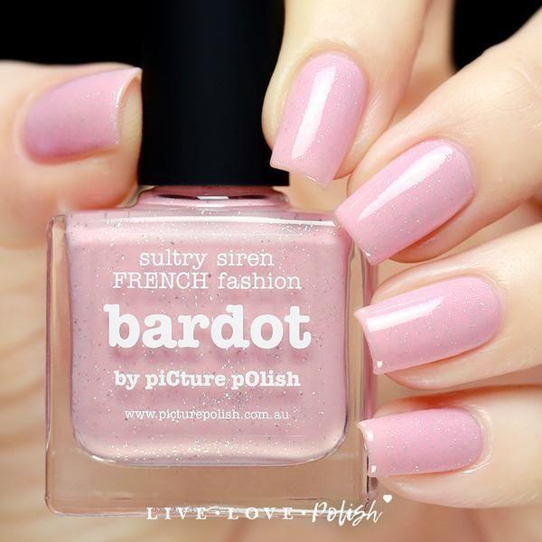Picture Polish Bardot Nail Polish | Nail ideas | Pinterest | Picture ...