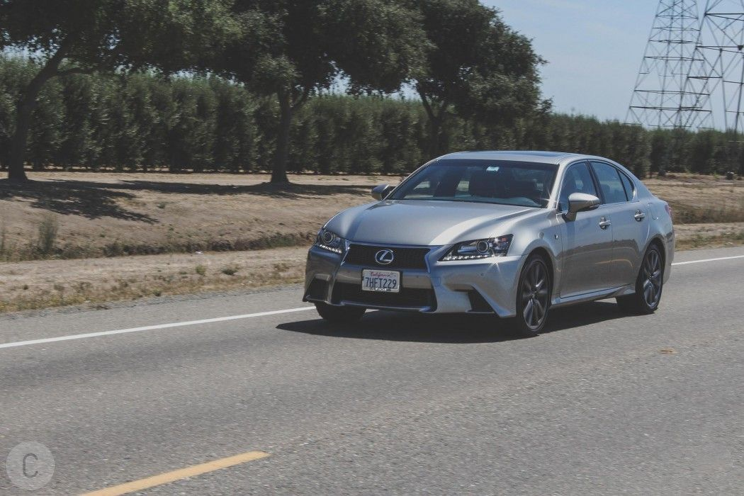 Xe an toàn cho gia đình Lexus GS 350 2016 sang trọng