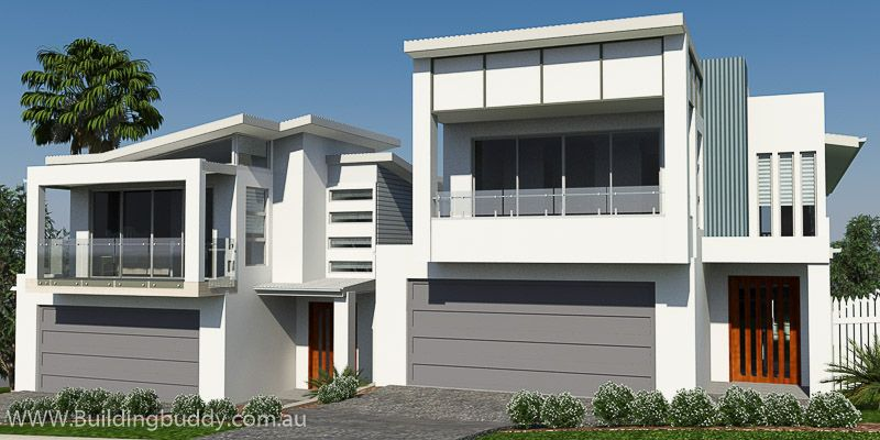 Free sloping lot house plans
