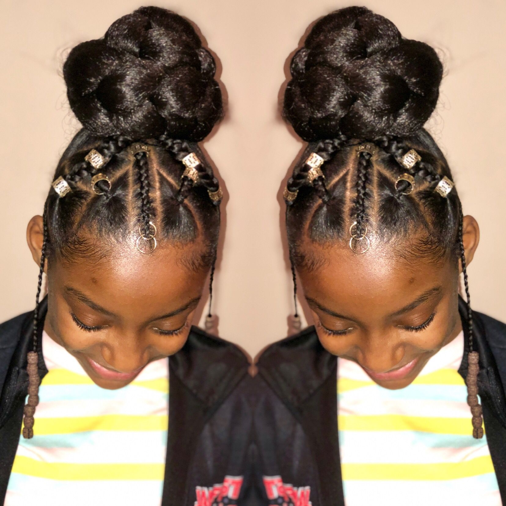 Pin On Natural Hair Styles Done By Moi Ashaanais