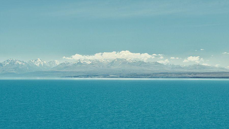 Lake Pukaki by Alexander Kuritsyn, via 500px
