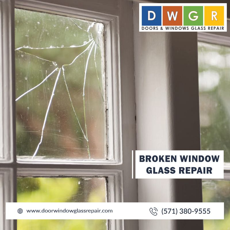 Door Window Glass Repair Services Specialists Are Expert In Broken