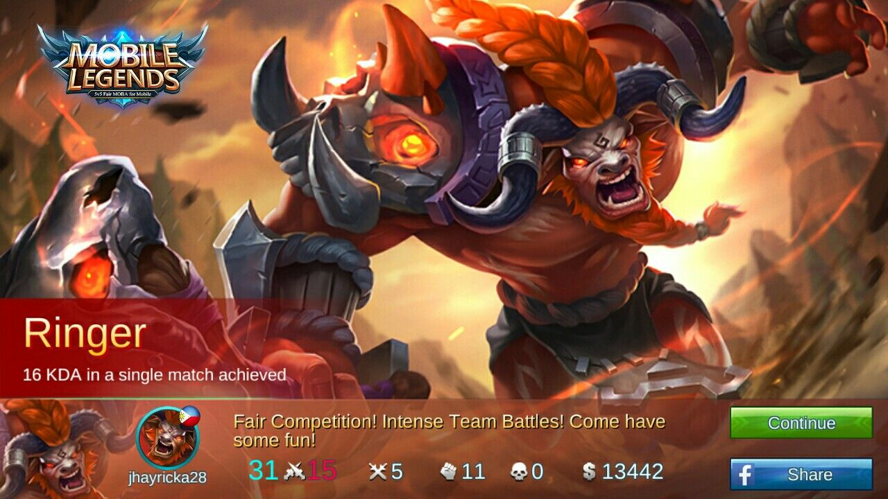 Mobile Legends Minotaur Mobile Legends Pinterest