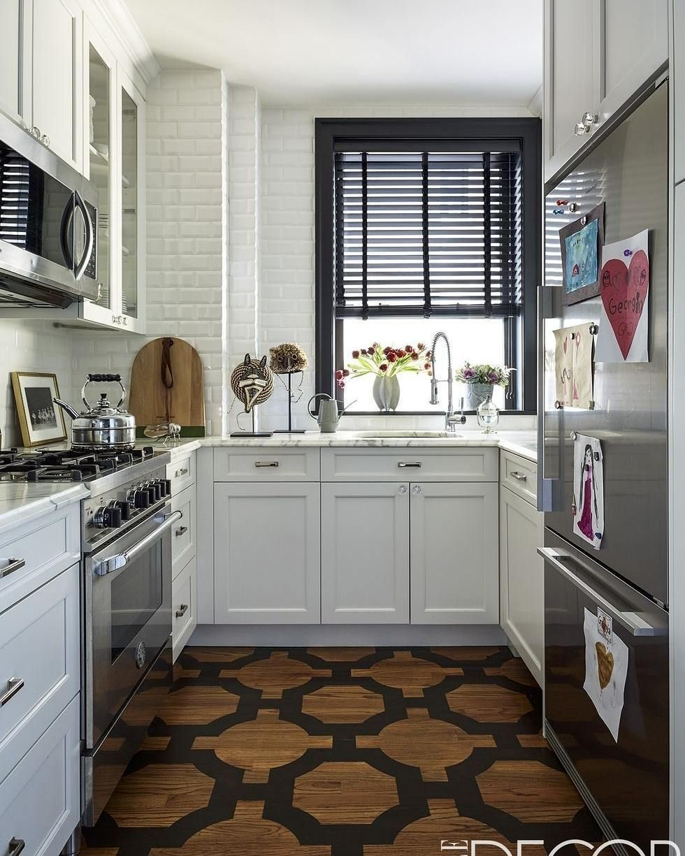 Our Favorite Kitchens: A Pint-sized Kitchen Shouldn't Have To Sacrifice Style