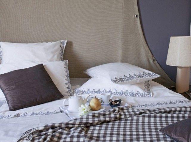 Souleiado Linge De Maison linge de lit : draps et couvertures reprennent du service | camargue