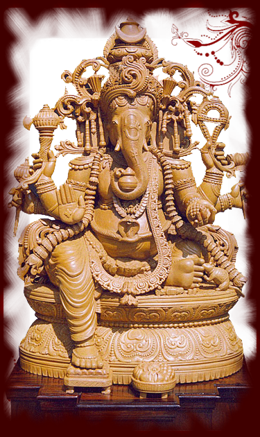 Hindu God Ganesha Carved In Sandalwood Ganesha Hindu Gods Ganesha Hindu India is such a cool place! hindu god ganesha carved in sandalwood