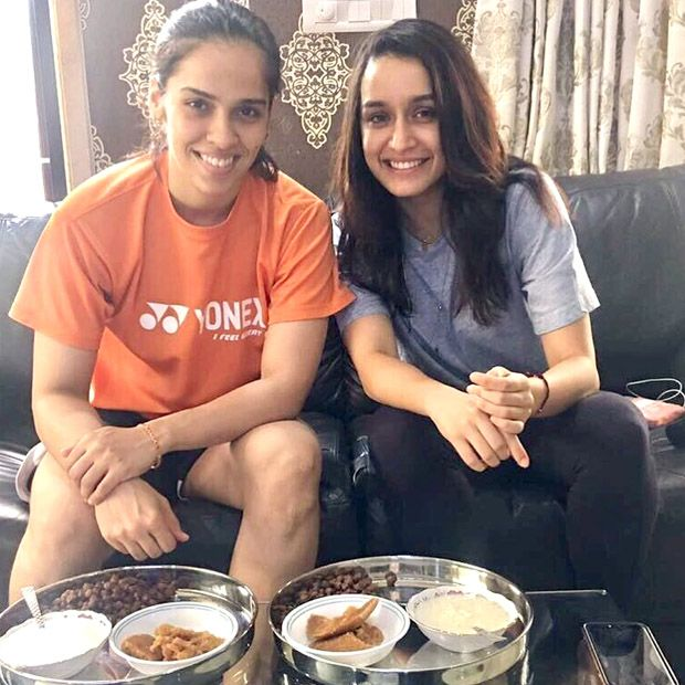 When Shraddha Kapoor Visited Sainanehwal S House Shraddha Kapoor Sraddha Kapoor Fav Celebs You can follow her on when shraddha kapoor visited